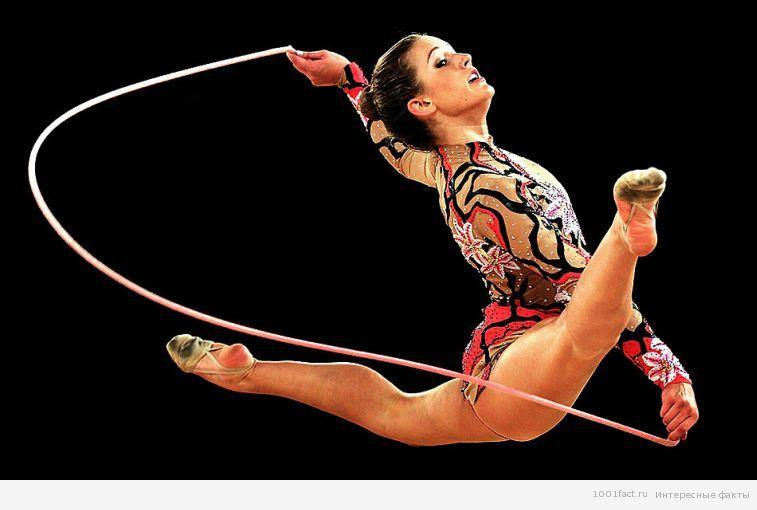 скакалка в гимнастике