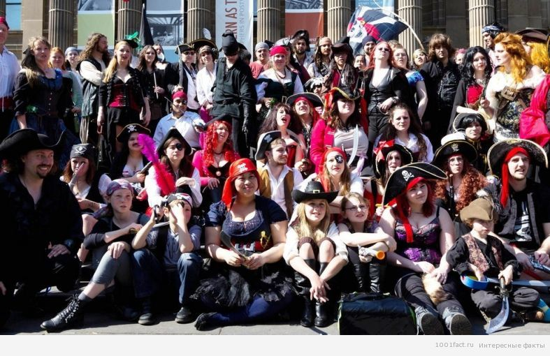 праздник_День пиратов