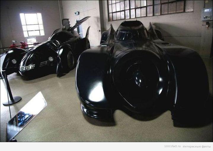 автомобили в Warner Bros.
