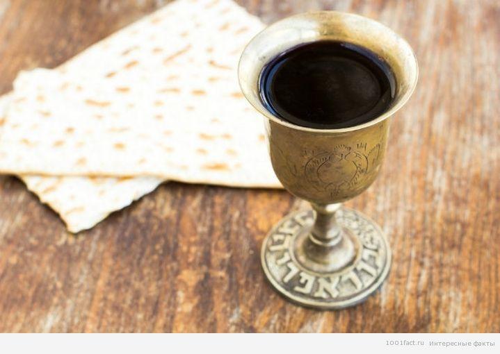 вино на Песах