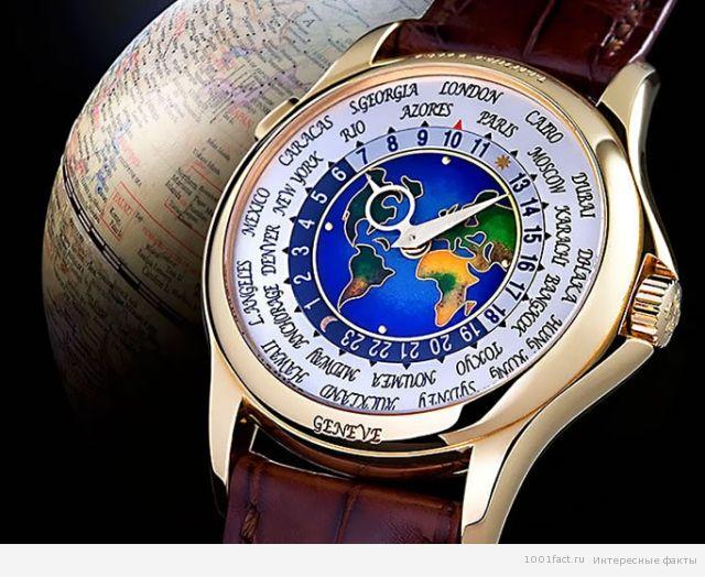 Platinum World Time