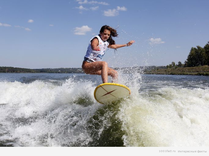 разновидность серфинга