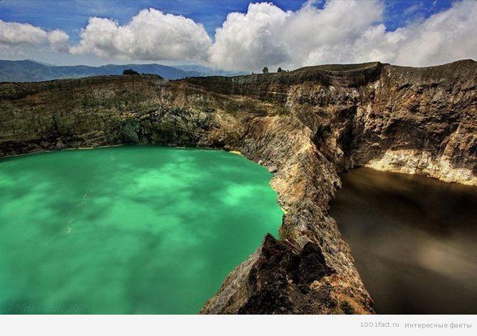 Индонезия_озера