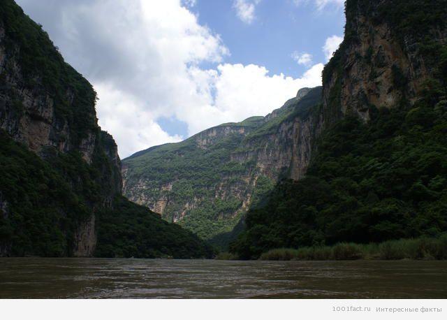 национальный парк_каньон Сумидеро