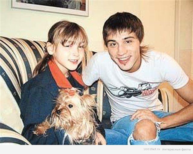Билан и его любимая собака
