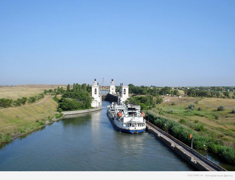 Волго-Донский судоходный канал
