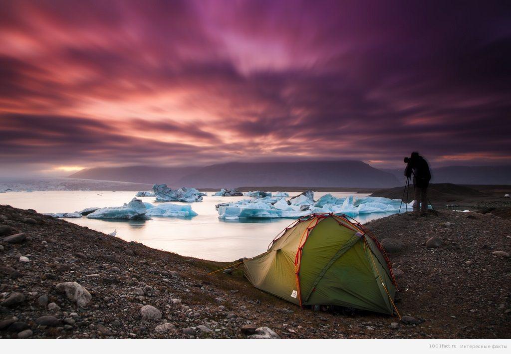 чудо природы_ледниковое озеро