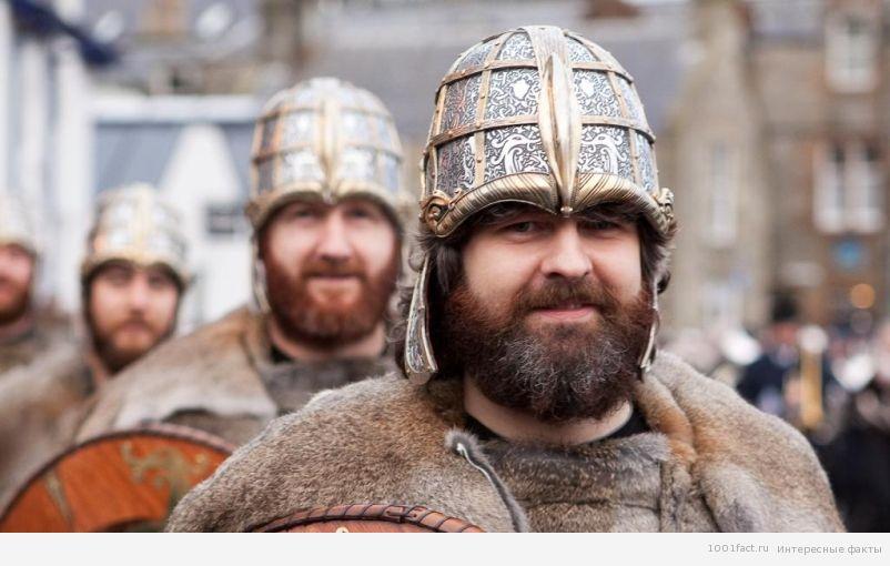 шетландские мужчины