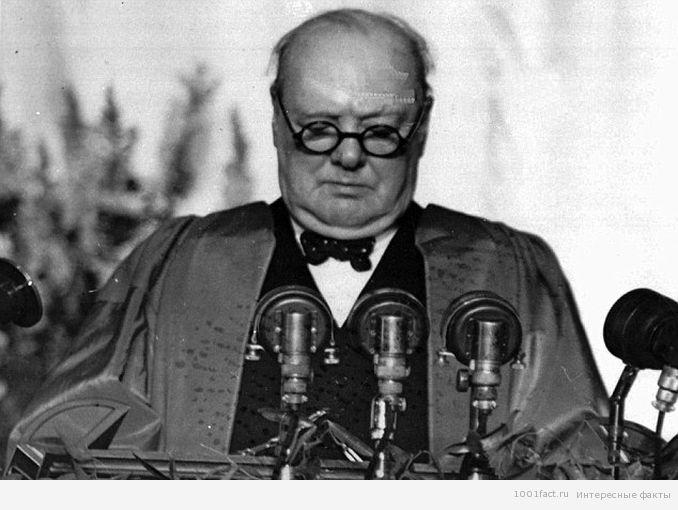 факты_жизнь Черчилля
