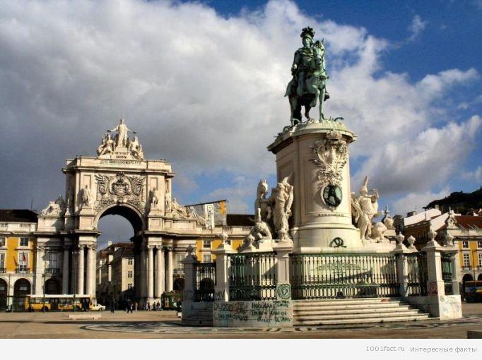 из истории Португалии