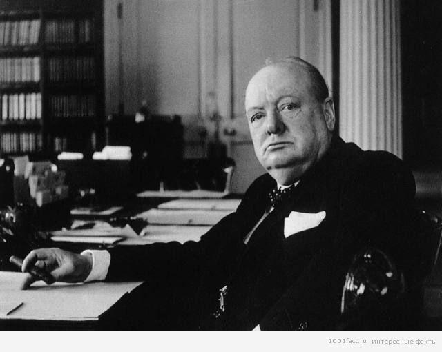 любовь к книгам_Черчилль