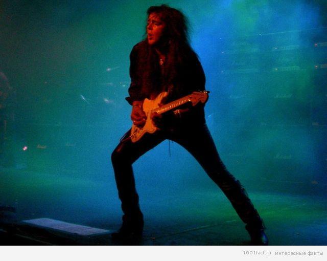 гитара в рок-н-ролле