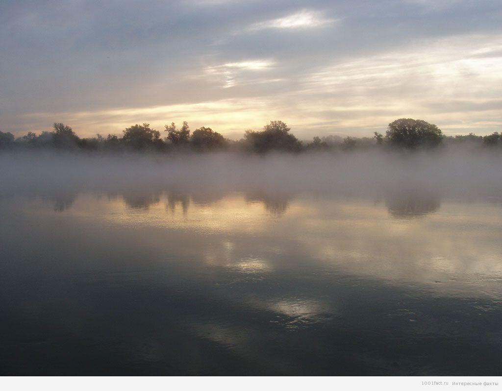 вечер на реке дон