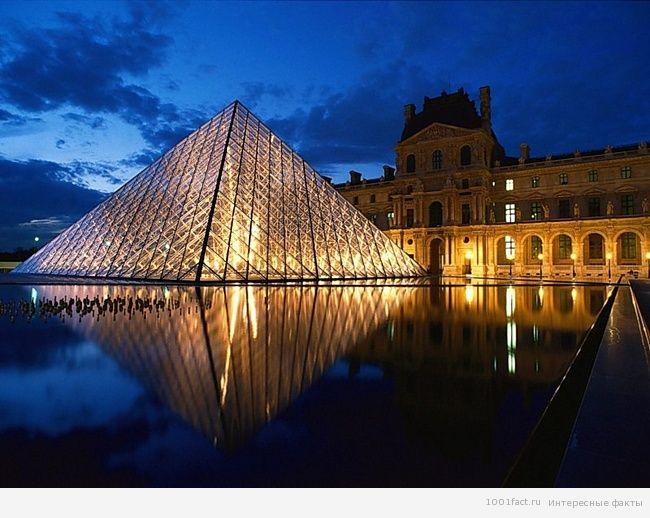 Франция_Лувр