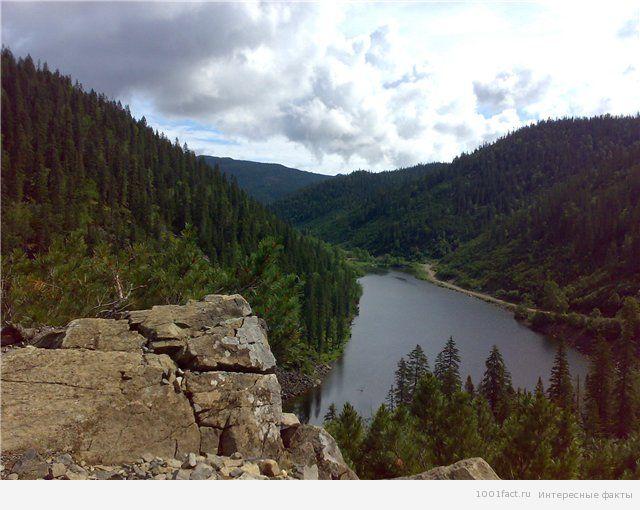 природа_озеро Амут