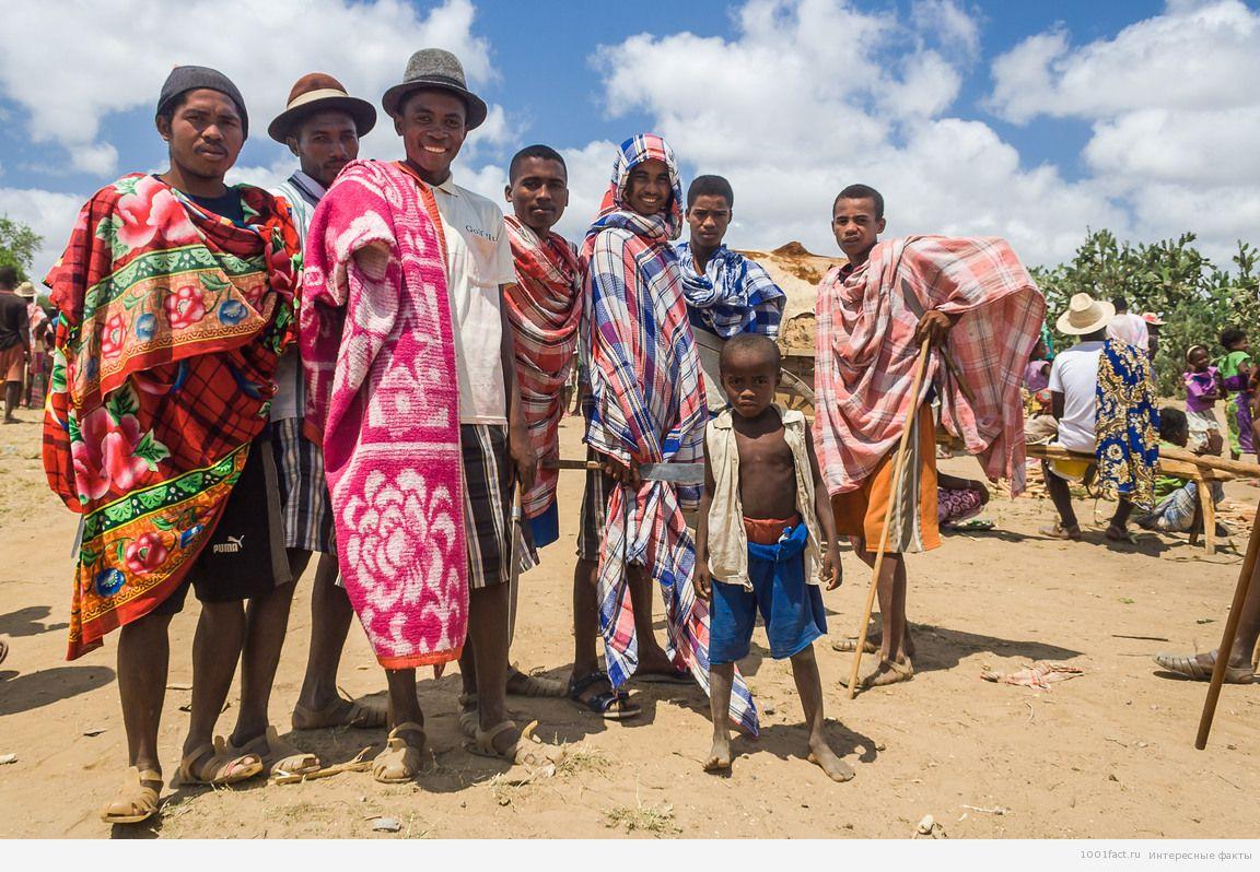 про Мадагаскар