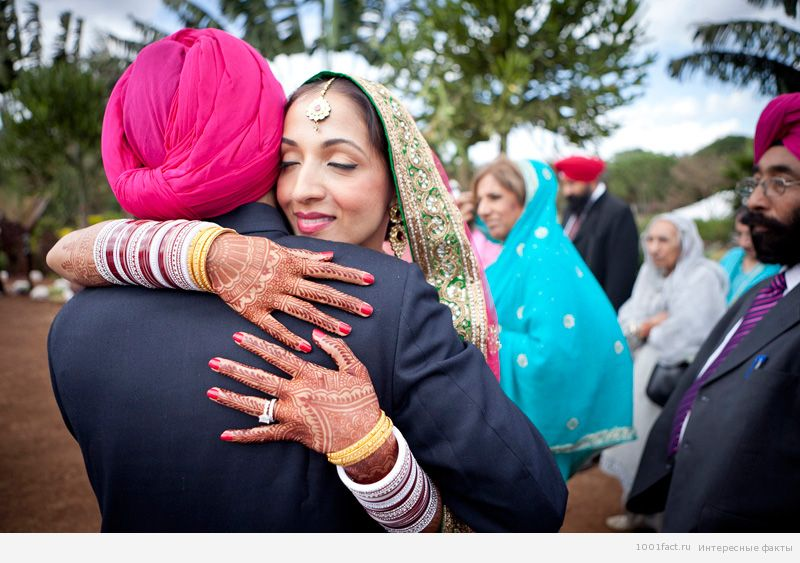 Кения, свадьба