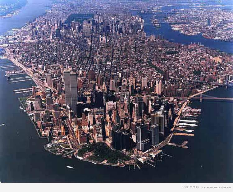 Америка_Манхеттен