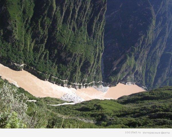 гордость китайцев_Голубая река
