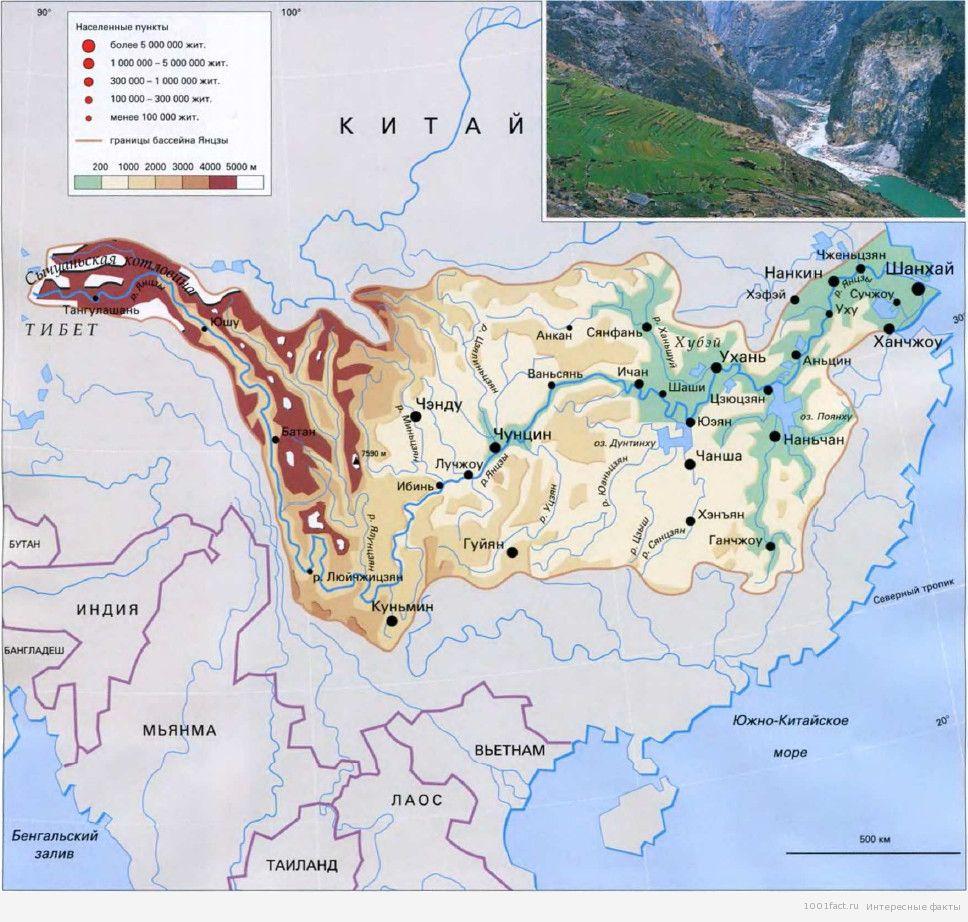 разделение Китая_карта