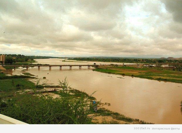 воды в Хуанхэ