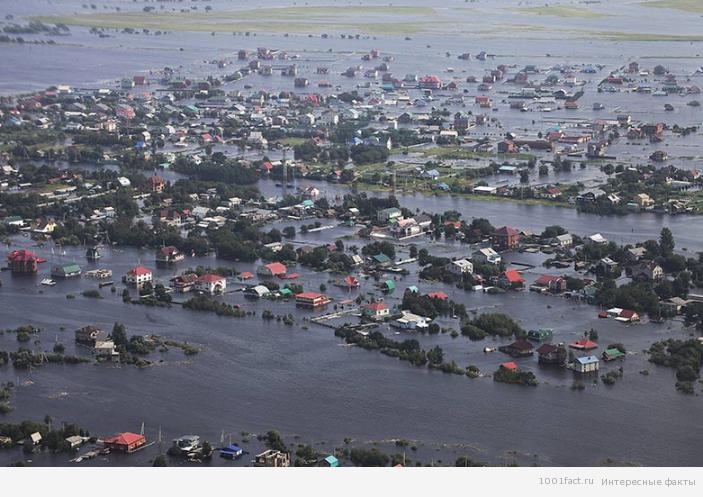 наводнение в 2013