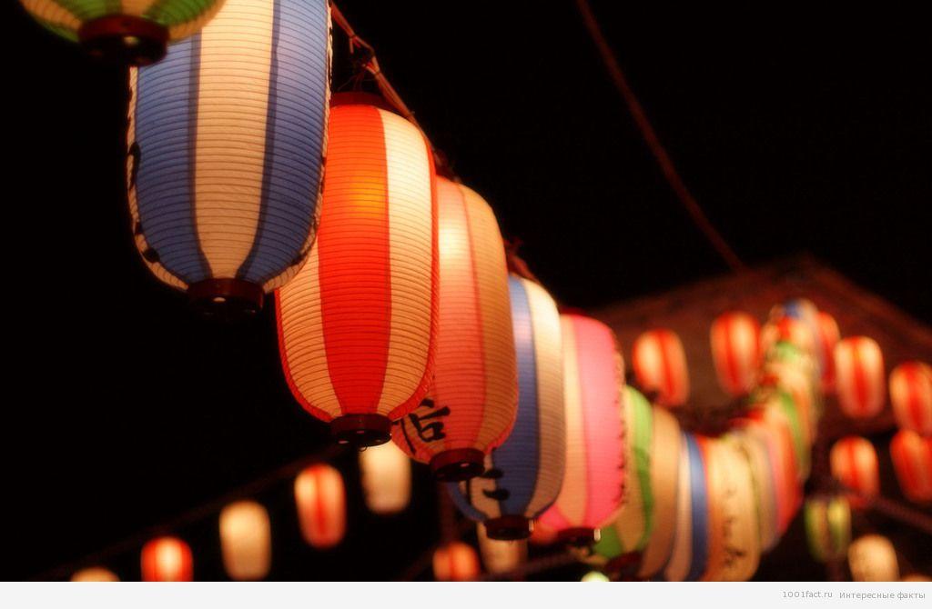 праздник Танабата