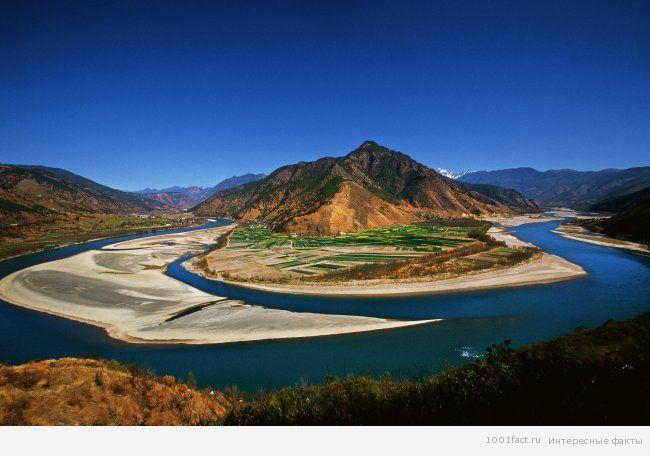 национальный парк в Китае