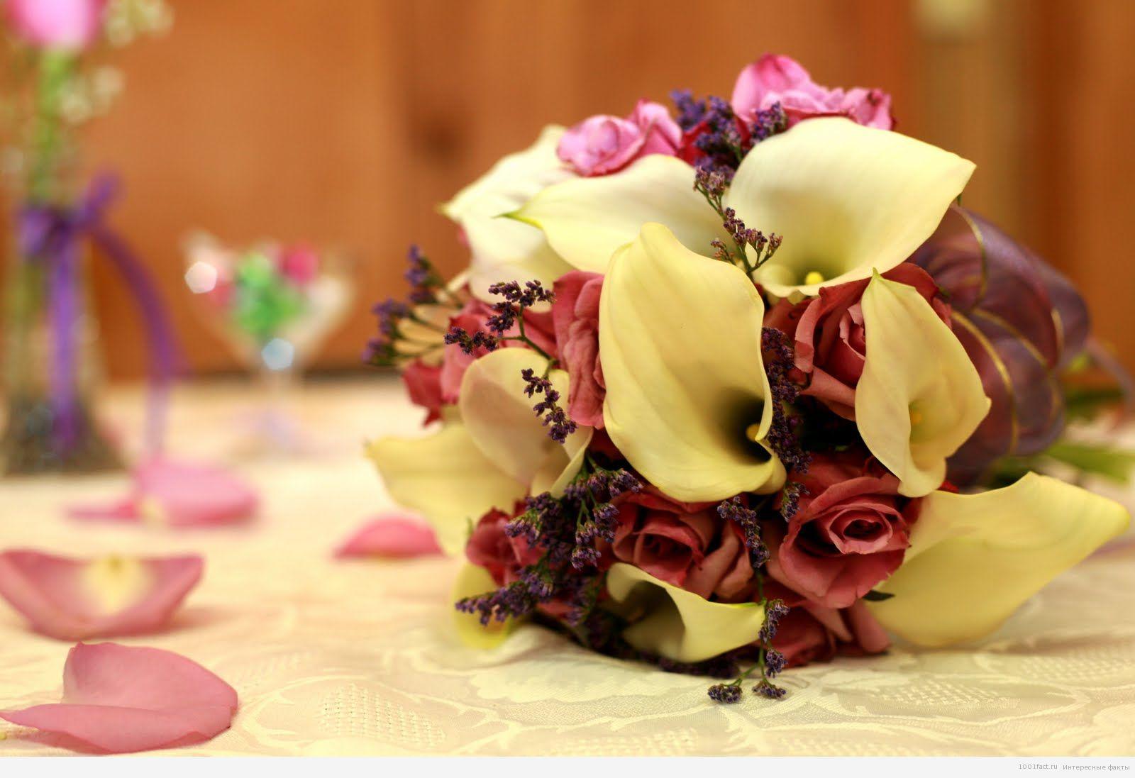про букет невесты