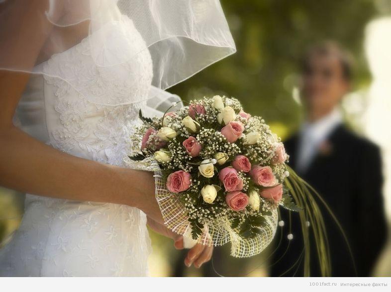 замужество_легенда о букете