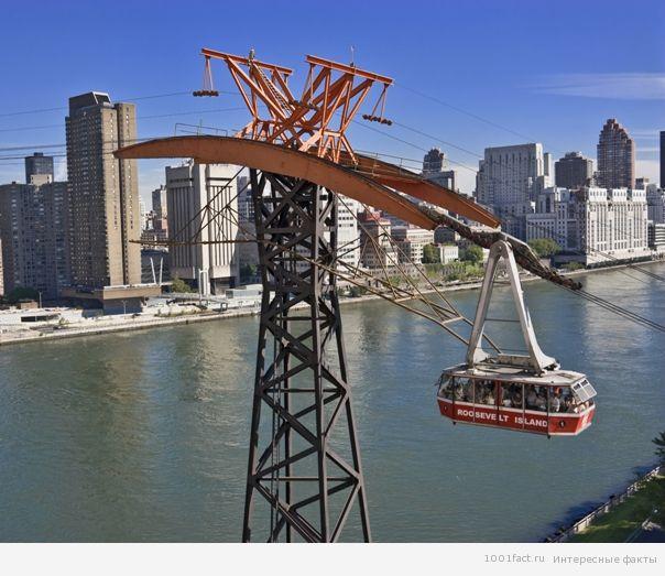 вид транспорта_в Манхеттене
