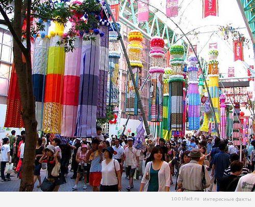 празднование в Японии