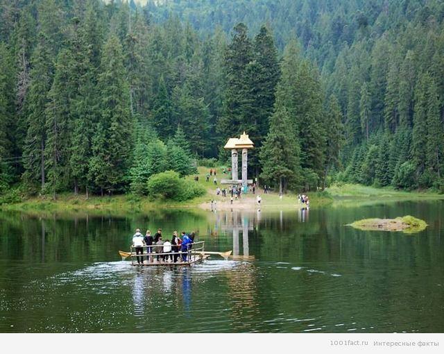 про озеро Синевир