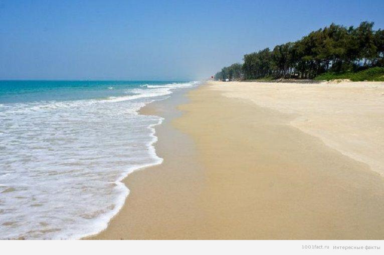 Гоа_пляж