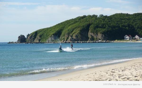 пляжи Триозерья