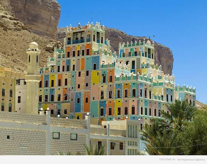 Йемен_Шибам