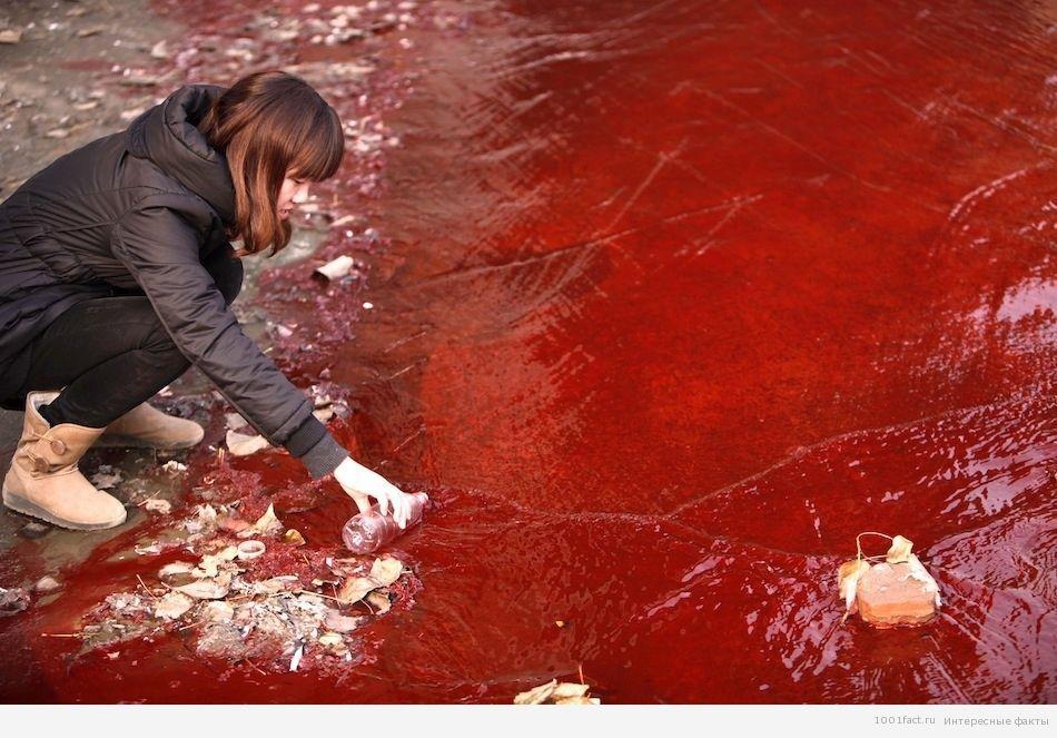 Китай_Красная река