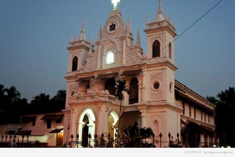 церковь Панаджи
