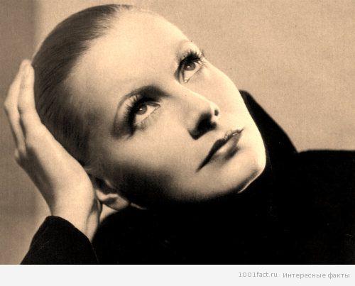 великая актриса Г.Гарбо