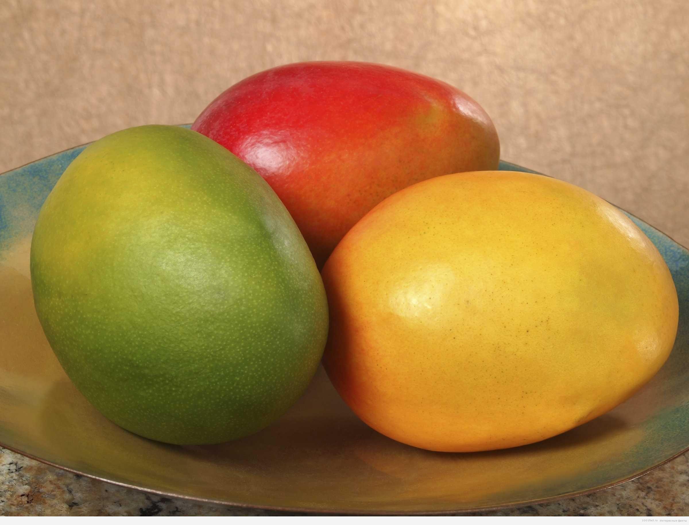 полезный и вкусный фрукт