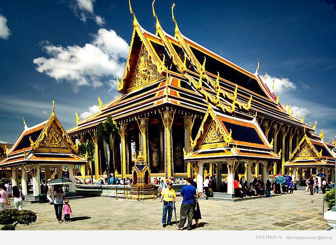 Тайланд_храм Будды