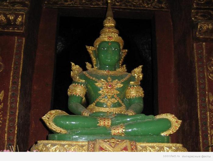 Изумрудный Будда