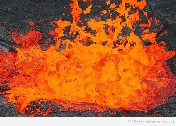 огненное озеро