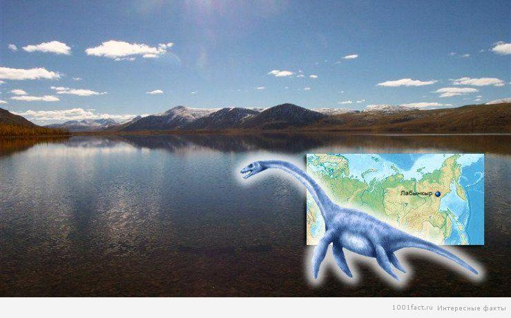 мистика озера Лабынкыр