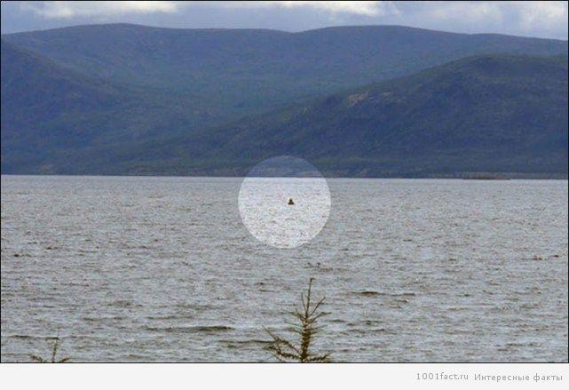 мистическое существо озера