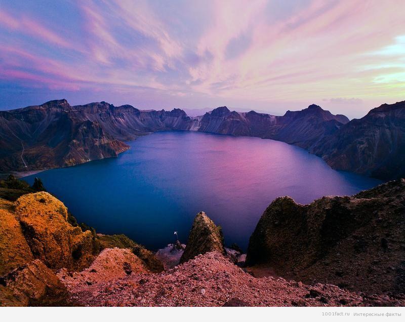 чудное озеро на земле_Эльгыгытгын