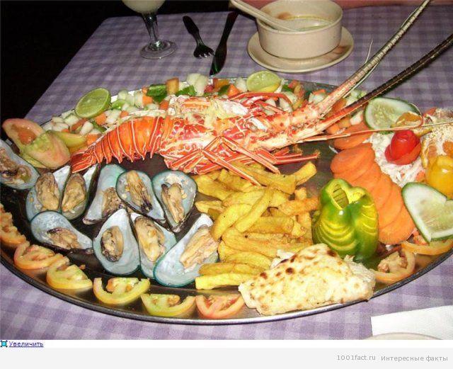морепродукты_Гоа