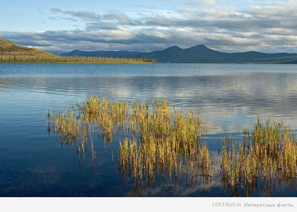 про озеро Лабынкыр