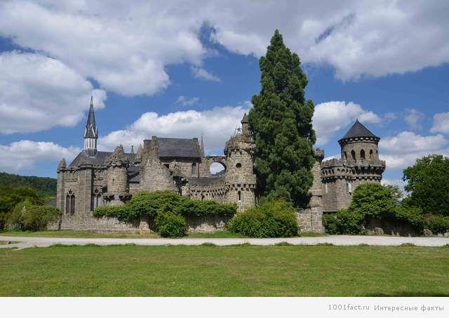 Бавария_замок