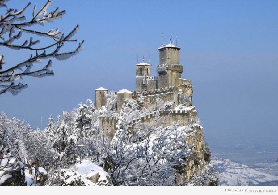 крепость Гуанита